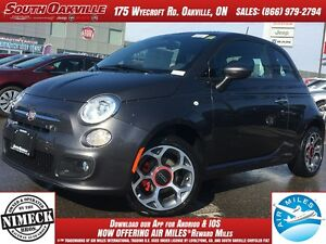 2016 FIAT 500 Sport | BLUETOOTH | DEMO CLEARANCE