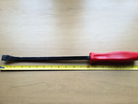 Snap-on18'' Long Pry Bar Red Handle SPB18A MADE IN USA