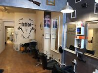 Barber Shop Hairdresser Salon Business For Sale - Busy Student Main Road - Nail Shop & Women's Wax