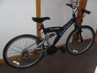 (*******job lot 2 x mountain bikes 1 x gents 1 x kids need some tlc *******)
