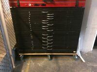 metal plan chest