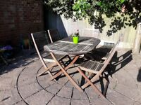 Next Garden Table and Chairs