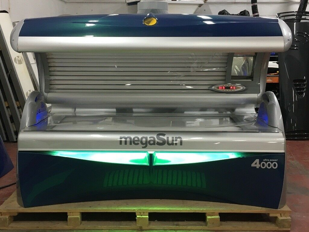 Sunbed for sale Scotland with free installation