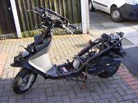 Jonway 125cc scooter