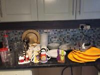 Kitchen crockey