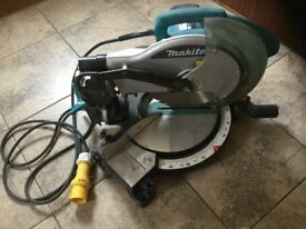 Makita MLS 100 Mitre Saw 110v