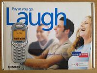 Rare! SIEMENS S45 Mobile Phone BRAND NEW BOXED!
