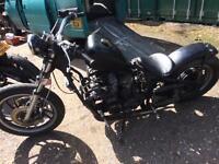 Yamaha xj 650 bobber