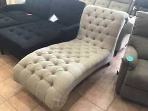 Tufted Sofa , Love and Chaise  brand new