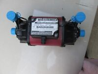 Shower Pump Watermill Twin Impeller Pump