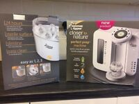 Tommee Tippee Perfect Prep Machine / Tommee Tippee Electric Steriliser