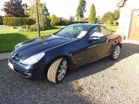 2008 Mercedes Benz SLK 200 Kompressor Auto - very low milage.
