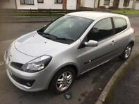 RENAULT CLIO 1.5 DCI DYNAMIQUE 86 SILVER 2 Previous owners