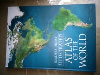 Readers Digest: Illustrated Atlas of the World