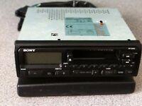Sony Car Radio Cassette player XR-3509