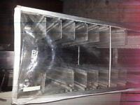 Two excellent condition cooling racks.