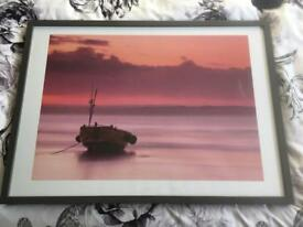 Ikea Ribba Frame and Print