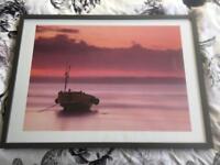 Ikea Ribba Frame and Print