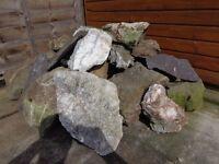 GARDEN ROCKS / STONES