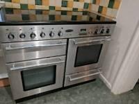 Rangemaster toledo range cooker 110cm