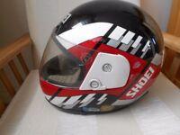 SHOEI Motorcycle Helmet with Visor