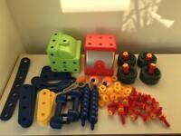 ELC Build it/ construction toy