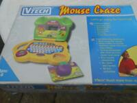 V Tech Mouse Craze - excellent condition £5.00 o.n.o