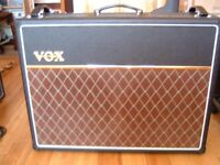 VOX AC30C2 Custom, Near Offers Considered. Mint Condition.