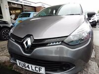 Renault Clio EXPRESSION 16V (grey) 2014