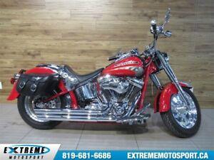 2005 Harley-Davidson FLSTF Fat Boy CVO SCREAMING EAGLE  76$/SEMA
