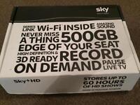 Sky+ Sky plus HD box