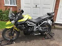 Triumph Tiger 800 **Low Mileage, FSH and excellent condition with lots of extras***