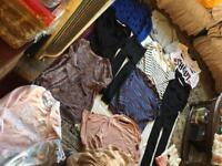 Bundles ladies clothes size 6/8 used Good condition 14 items. £10