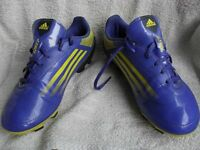 ADIDAS RS7 BOOTS SIZE 5.5 - GOOD CONDITION - COST £50 NEW ONLY £10