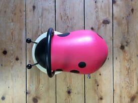 Wheelybug Ride On Ladybird Toy