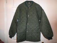 Green Jacket – Medium Size – Excellent Condition