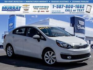 2016 Kia Rio EX**Heated Seats!  Low KMs!**