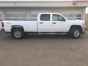 2013 Chevrolet SILVERADO 3500HD LT (Bluetooth, Tinted Windows, S Edmonton Edmonton Area image 3