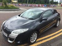 Renault Megane Coupe DCI 2009 Low Miles Low Tax 3650ono