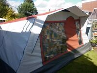 Cabanon Frame Tent