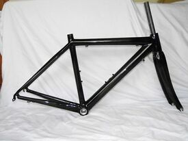 New carbon fibre bike frame pro rider issue - by Carbotec