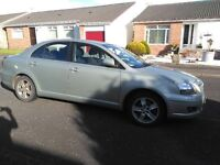 TOYOTA AVENSIS 2 LITRE DIESEL