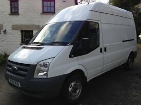 Ford Transit LWB High Top Near Helston