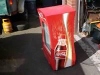 fridge coca cola twin door 3ft