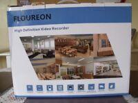 Floureon 4CH DVR + 2 Cameras