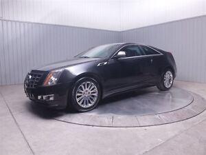 2013 Cadillac CTS COUPÉ PERFORMANCE AWD CUIR CAMÉRA RECUL À VENI