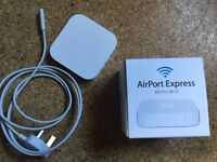 AirPort Express 802.11n Wi-Fi by Apple