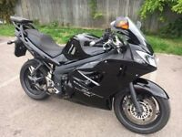Triumph sprint st 1050 abs, heated grips, panniers, gel seat, superb all rounder