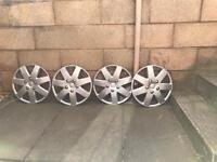 Wheel trins