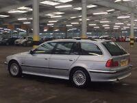BMW 5 series 3.0d diesel automatic